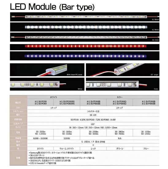 LEDmodule_DC12VBar