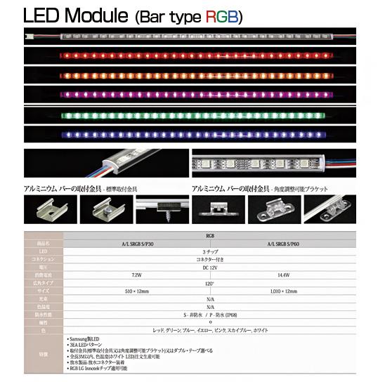 LEDmodule_DC12VBarRGB